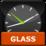 Clock Widget Pack Glass Icon