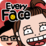 EveryFace � caricature for all Icon