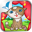 123 Kids Fun Animal Band Icon