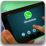 WhatsApp for Tablet Free Icon
