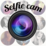 Selfie camera -Vintage grunge Icon