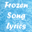 Frozen Song Lyrics Icon