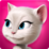Talking Angela Icon