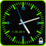 Analog Clock Screen Lock Icon