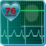 Fingerprint Heartbeat Detector Icon