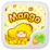 GO SMS MANGO ANIMATED STICKER Icon