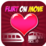 Flirtero - on metro,subway,train Icon