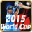 Cricket World Cup 2015 Aust/NZ Icon
