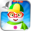 123 Kids Fun� SNOWMAN Free Icon