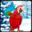 Amazing Parrot Icon