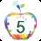 Math ELA Grade 5 - Common Core Icon
