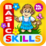 Preschool Learning Games Kids Icon