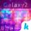 Galaxy2 Kika Keyboard Theme Icon