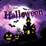Halloween Happy Emoji Keyboard Icon