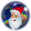 Santa Tracker Free Icon