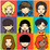 Cartoon Avatar Photo Maker Icon