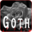 Goth Music Radio Pro Icon