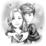 Moment Social Cartoon Cam Icon