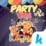 Kika Pro Party Time Sticker Icon