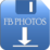 Photo Downloader for Facebook Icon