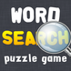 Word Search Puzzle Game App Icon