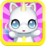Baby Unicorn Pocket Icon
