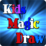 Kids Magic Draw Icon