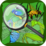 Find Hidden Stuff Game: Insect Icon