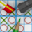 Tic Tac Toe Back to School Icon