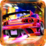3D Car Drag Race Icon