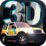 3D Race Game Deep Forest Icon