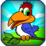Floppy Parrot Fun Icon