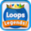 Loops Legends - dots adventure Icon