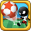 Stickman Free Kick Icon