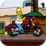 Simpsons Family Race Icon