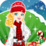 Shopaholic Christmas Icon