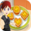 Banana egg tarts Icon