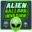 Alien Balloon Invasion Icon