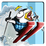 Penguin Rush : Skiing fred Icon