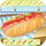 Royal Hot Dog Icon