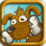 Dog Bone Mania Gold Icon