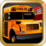 Long Bus Racing Icon