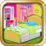 Kids Bedroom Decoration Icon