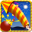 Magic Fireworks Icon