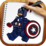 Draw Lego Superheroes Icon
