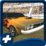 free Retro Stunt Car Parking Icon