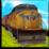 Railroad Crossing Icon