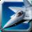 F22 Raptor Jet simulator 3D Icon