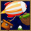 Flappy Balloon Icon