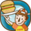 Fast Food Toss Icon